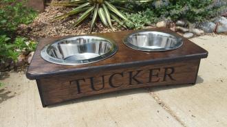 2 bowl feeder